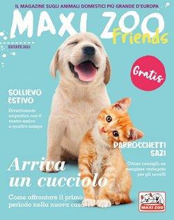 Offerte di Svago e Tempo Libero nella volantino di Maxi Zoo ( Per altri 5 giorni)