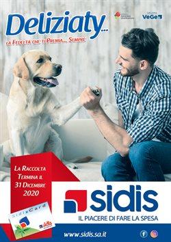 Catalogo Sidis a Messina ( Più di un mese )