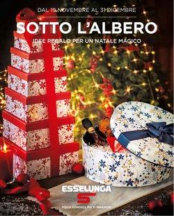 Offerte di Natale nella volantino di Esselunga ( Pi霉 di un mese)