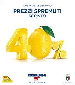 Offerte Iper Supermercati nella volantino di Esselunga a Novara ( Per altri 4 giorni )
