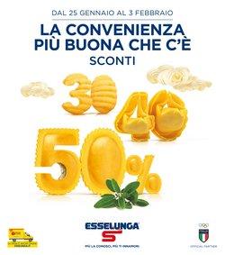 Offerte Iper Supermercati nella volantino di Esselunga a Asti ( Pubblicato oggi )