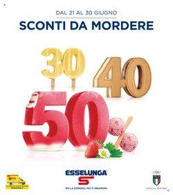 Offerte di Iper Supermercati nella volantino di Esselunga ( Per altri 6 giorni)