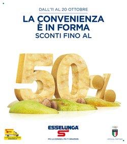 Offerte di Iper Supermercati nella volantino di Esselunga ( Scade domani)