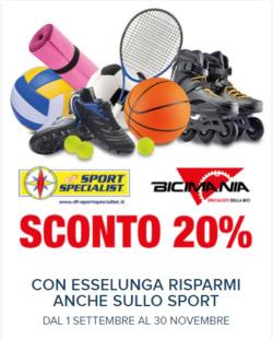Offerte di Esselunga nella volantino di Reggio Emilia