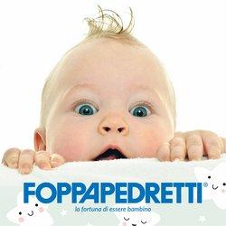 Offerte di Foppapedretti nella volantino di Foppapedretti ( Più di un mese)