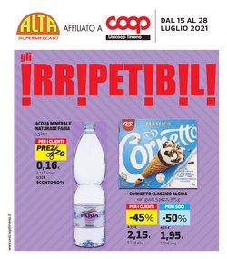 Offerte di Alta Supermercati nella volantino di Alta Supermercati ( Per altri 2 giorni)