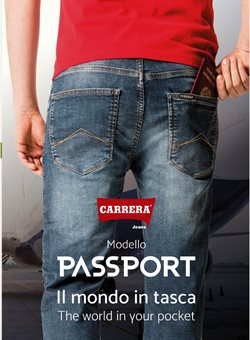 Catalogo Carrera Jeans ( Scaduto )