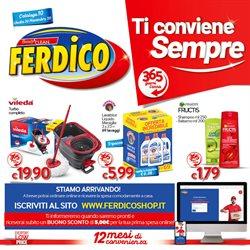 Catalogo Ferdico Detersivi a Palermo ( Scaduto )