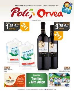 Offerte di Iper Supermercati nella volantino di Poli ( Per altri 5 giorni)