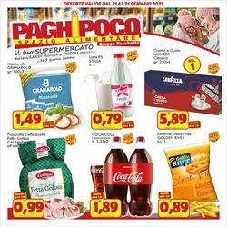 Offerte Iper Supermercati nella volantino di Paghi Poco a Ragusa ( Per altri 4 giorni )