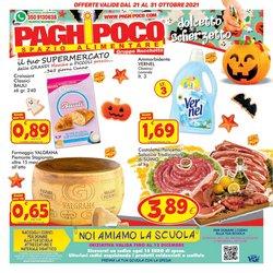 Catalogo Paghi Poco ( Pubblicato ieri)