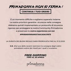 Coupon Primadonna a Palermo ( 2  gg pubblicati )