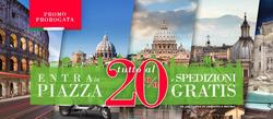 Coupon Piazza Italia a Viterbo ( Per altri 6 giorni )