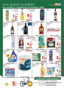 Offerte di Smoothies a Conad Margherita