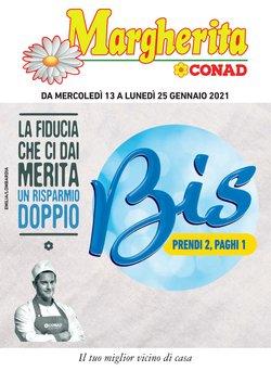 Catalogo Conad Margherita a Cinisello Balsamo ( Per altri 8 giorni )
