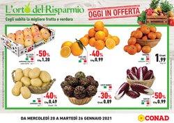 Catalogo Conad Margherita a Lissone ( 2  gg pubblicati )