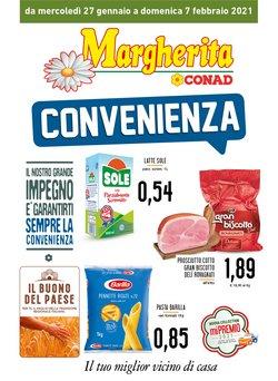 Offerte Iper Supermercati nella volantino di Conad Margherita a Caltanissetta ( 2  gg pubblicati )