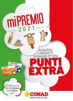 Offerte Iper Supermercati nella volantino di Conad Margherita a Caltanissetta ( Pubblicato oggi )