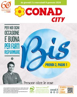 Catalogo Conad City a Venezia ( Più di un mese )