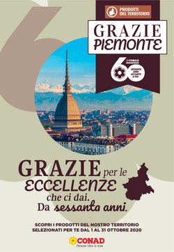 Catalogo Conad City a Torino ( 2  gg pubblicati )
