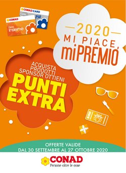 Offerte di Carta a Conad City