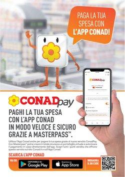 Catalogo Conad City a Udine (Udine) ( Per altri 27 giorni )