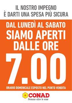 Catalogo Conad City a Trieste ( Scaduto )
