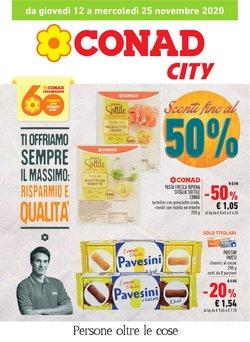 Catalogo Conad City a Cagliari ( Scade oggi )