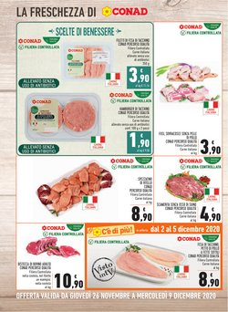 Offerte di Carne bovina a Conad City