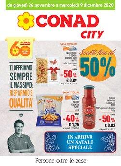 Catalogo Conad City a Ferrara ( Scaduto )