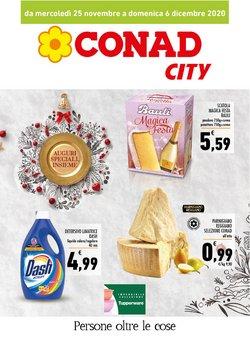 Catalogo Conad City a Catania ( Pubblicato ieri )