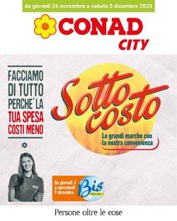 Catalogo Conad City a Udine (Udine) ( Scade domani )