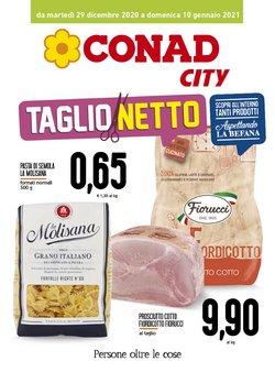 Catalogo Conad City a Bevagna ( Scaduto )
