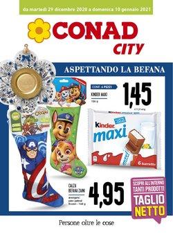 Catalogo Conad City a Napoli ( Scaduto )