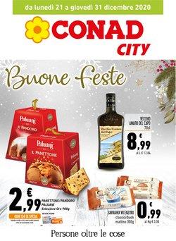 Catalogo Conad City a Catania ( Scaduto )