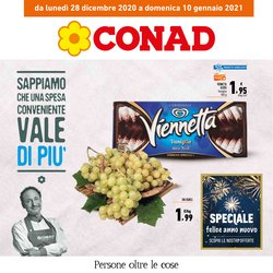 Catalogo Conad City a Bassano del Grappa ( Scaduto )