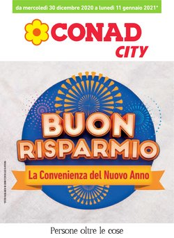 Catalogo Conad City ( Più di un mese)