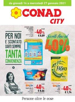 Catalogo Conad City a Ferrara ( Per altri 4 giorni )