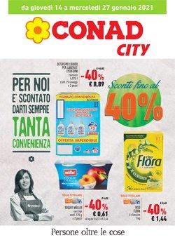 Catalogo Conad City a Prato ( Per altri 4 giorni )