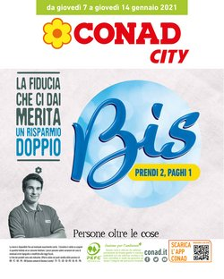 Catalogo Conad City a Forlì ( Scaduto )