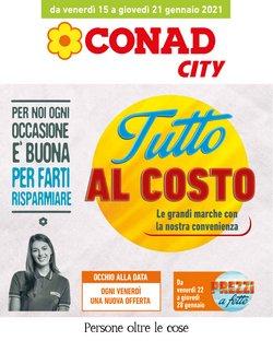 Catalogo Conad City a Trieste ( Per altri 2 giorni )