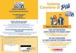 Catalogo Conad City a Milano ( Per altri 11 giorni )