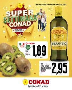Offerte Iper Supermercati nella volantino di Conad City a Napoli ( Scade domani )