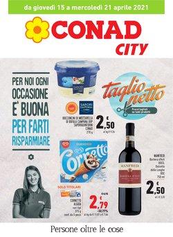 Catalogo Conad City a Torino ( Per altri 2 giorni )