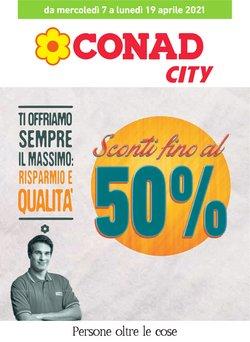 Catalogo Conad City a Milano ( Scade oggi )