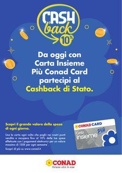 Catalogo Conad City a Milano ( Più di un mese )