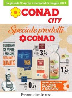 Catalogo Conad City a Torino ( Pubblicato oggi )