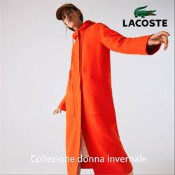 Offerte Grandi Firme nella volantino di Lacoste a Lecce ( Più di un mese )