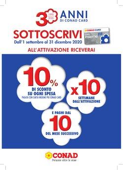 Catalogo Conad Superstore a Carmignano di Brenta ( Più di un mese )