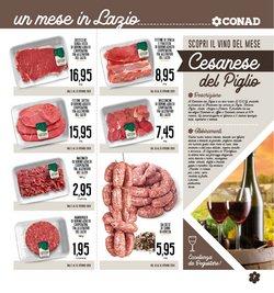Offerte di Hamburger a Conad Superstore